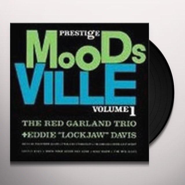 Red Garland Trio feat. Eddie Lockjaw Davis MOODSVILLE 1 Vinyl Record