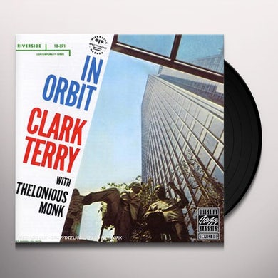 Clark Terry IN ORBIT Vinyl Record