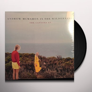 Andrew McMahon in the Wilderness CANYONS Vinyl Record