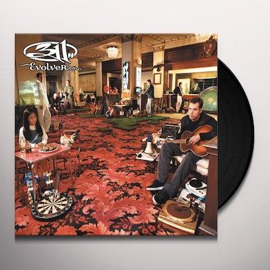 Evolver Vinyl Record