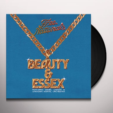 Free Nationals BEAUTY & ESSEX Vinyl Record
