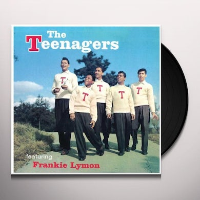 Frankie Lymon TEENAGERS Vinyl Record