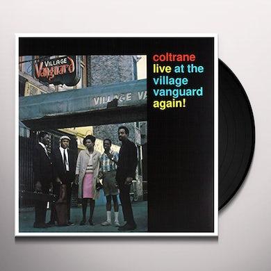 John Coltrane  LIVE AT THE VILLAGE VANGUARD AGAIN Vinyl Record