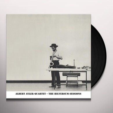 Albert Ayler HILVERSUM SESSIONS Vinyl Record