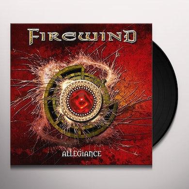 Firewind ALLEGIANCE Vinyl Record