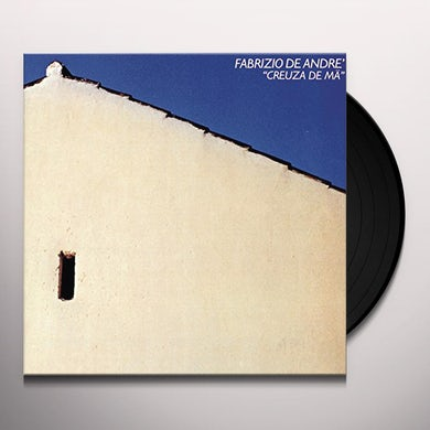 Fabrizio De Andre CREUZA DE MA Vinyl Record