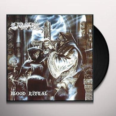 Samael BLOOD RITUAL Vinyl Record