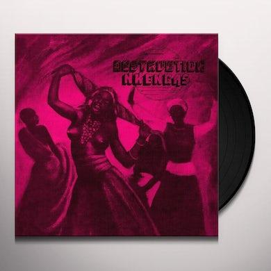 Nkengas DESTRUCTION Vinyl Record