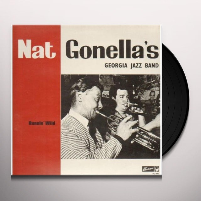 Nat Gonella RUNNIN' WILD Vinyl Record