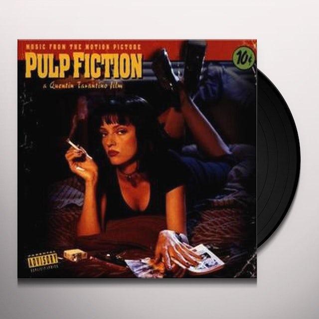 Pulp Fiction / O.S.T. (Fra) (Reis) PULP FICTION / O.S.T. Vinyl Record