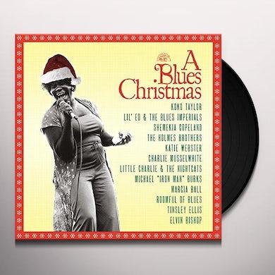 BLUE CHRISTMAS / VARIOUS BLUES CHRISTMAS / VARIOUS Vinyl Record