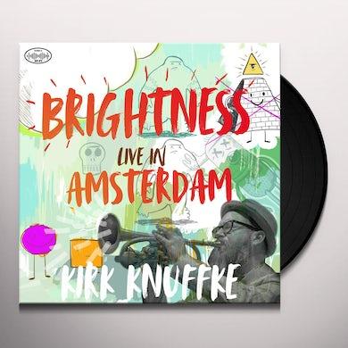 BRIGHTNESS: LIVE IN AMSTERDAM Vinyl Record