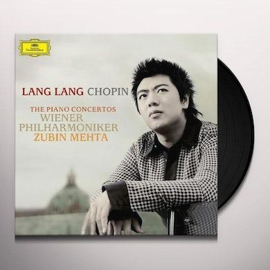 Lang Lang Chopin: Piano Concerto Nos. 1 & 2 Vinyl Record