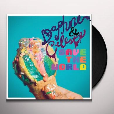 Save The World Vinyl Record