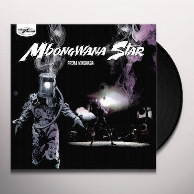 MBONGWANA STAR FROM KINSHASA Vinyl Record
