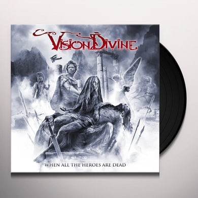 Vision Divine When all the heroes are dead Vinyl Record
