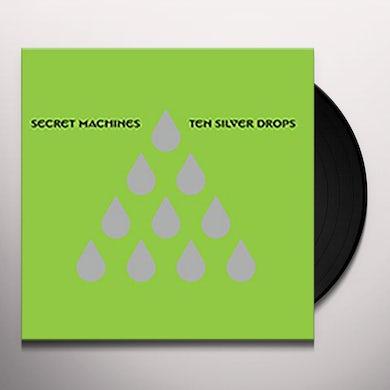 Secret Machines Ten Silver Drops Vinyl Record