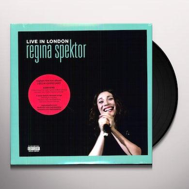 Regina Spektor LIVE IN LONDON Vinyl Record