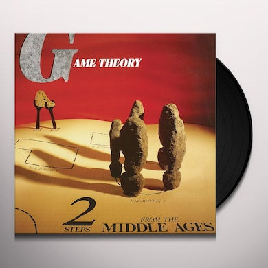 Game Theory 2 STEPS FROM THE MIDDLE AGES Vinyl Record