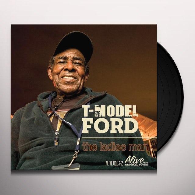 T-Model Ford LADIES MAN Vinyl Record