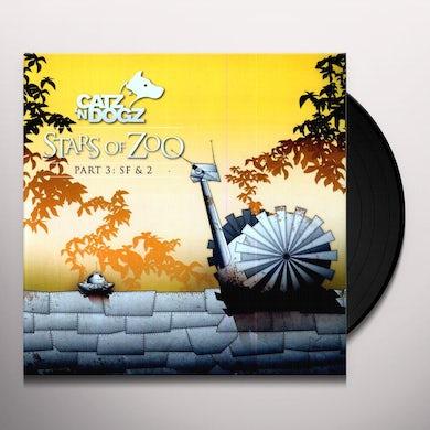 Catz 'n Dogz STARS OF ZOO PART 3: SF & 2 Vinyl Record