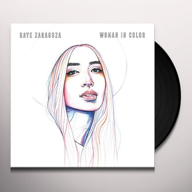 WOMAN IN COLOR Vinyl Record