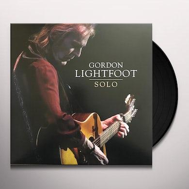 Gordon Lightfoot Solo Vinyl Record
