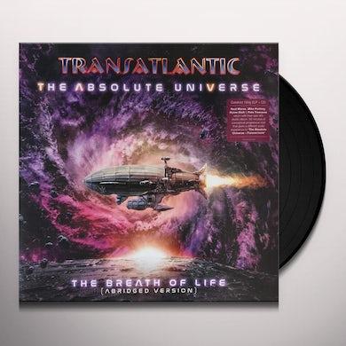 Transatlantic ABSOLUTE UNIVERSE: THE BREATH OF LIFE Vinyl Record