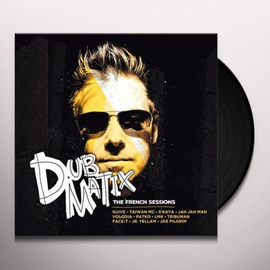 Dubmatix FRENCH SESSION Vinyl Record