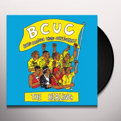 Bcuc HEALING Vinyl Record