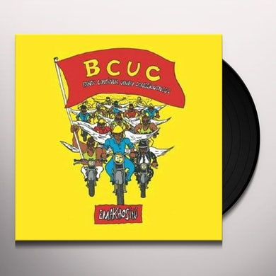 Bcuc EMAKHOSINI Vinyl Record