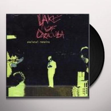 Lake Of Dracula SKELETAL RAMAINS Vinyl Record