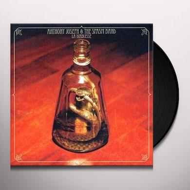 Anthony Joseph & The Spasm Band LA DIABLESSE Vinyl Record