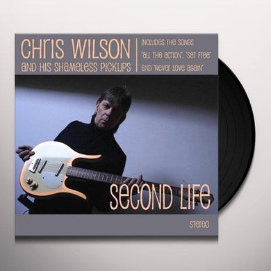Chris Wilson SECOND LIFE Vinyl Record