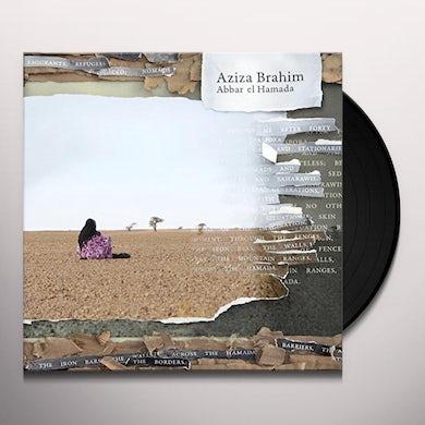 Aziza Brahim ABBAR EL HAMADA Vinyl Record