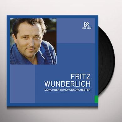 Fall / Kuennecke / Lehar / Wunderlich FRITZ WUNDERLICH Vinyl Record