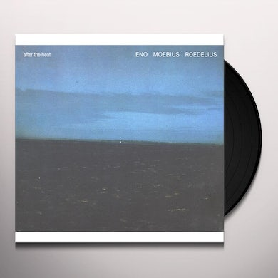 Eno AFTER THE HEAT Vinyl Record