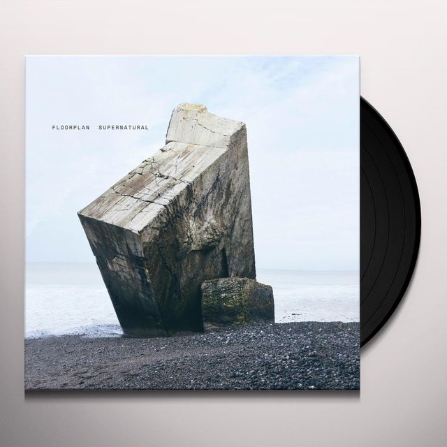 Floorplan SUPERNATURAL Vinyl Record