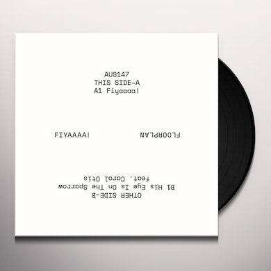 Floorplan FIYAAAA / HIS EYE IS ON THE SPARROW Vinyl Record