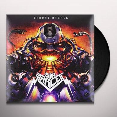 Sin Starlett THROAT ATTACK Vinyl Record