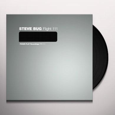 Steve Bug FLIGHT 111 Vinyl Record