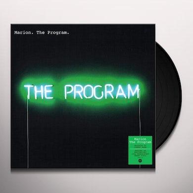 Marion PROGRAM Vinyl Record