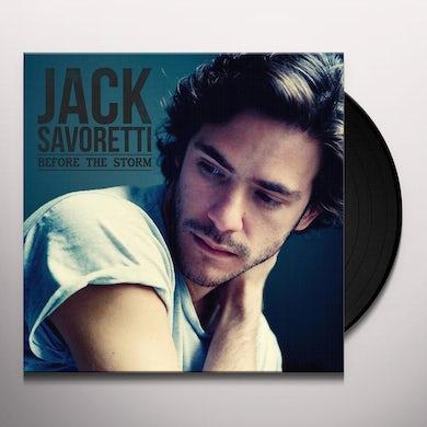 Jack Savoretti BEFORE THE STORM Vinyl Record
