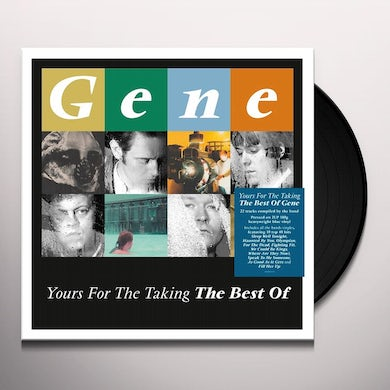 Gene YOURS FOR THE TAKING: THE BEST OF Vinyl Record