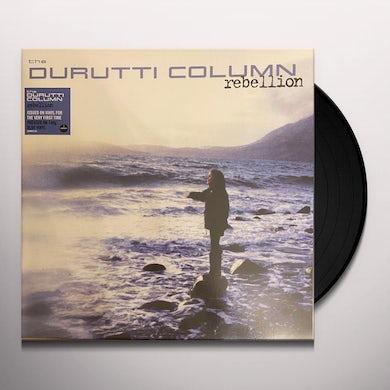 The Durutti Column REBELLION Vinyl Record