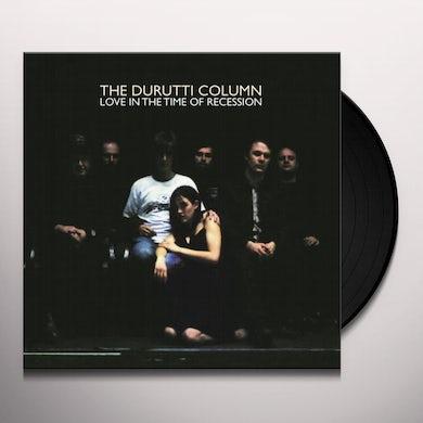 The Durutti Column LOVE IN THE TIME OF RECESSION Vinyl Record