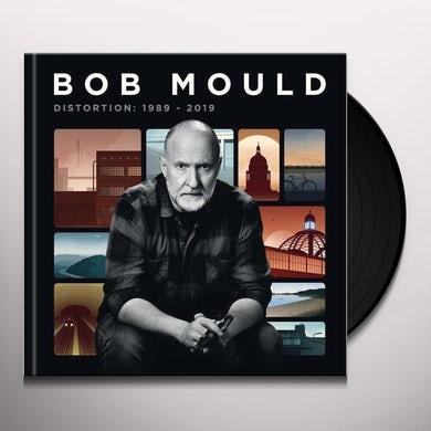 Bob Mould DISTORTION: 2008-2019 Vinyl Record