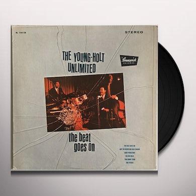 BEAT GOES ON Vinyl Record