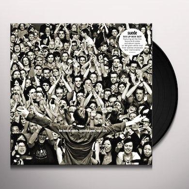 BEAUTIFUL ONES: THE BEST OF SUEDE 1992-2018 Vinyl Record