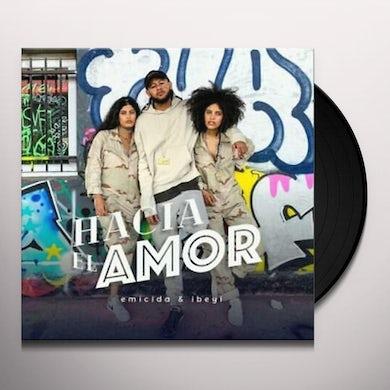 Emicida & Ibeyi HACIA EL AMOR Vinyl Record